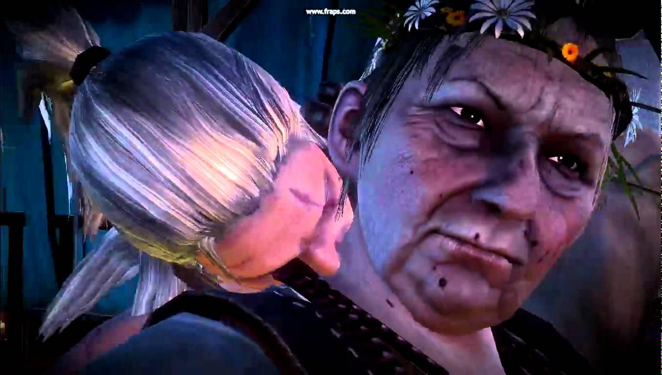 Ves witcher 2 romance
